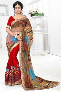 New Women Ethnic Wear Saree