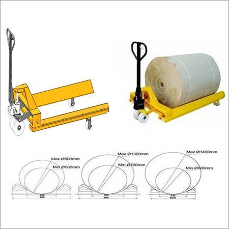 Hydraulic Roll Pallet Truck