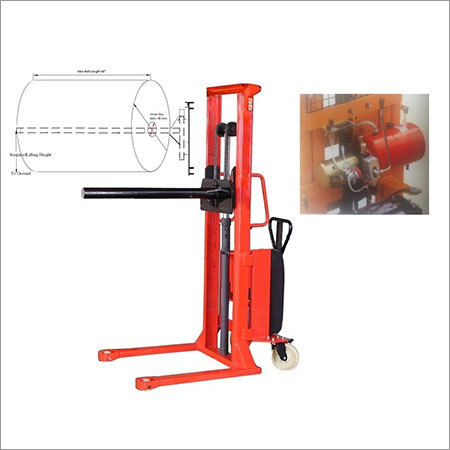 Roll Reel Lifting Cradle