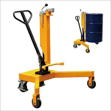 Hydraulic Drum Handler