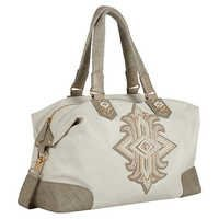 Palm Patch Tote
