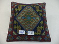 Woolen Hand-Embroidered Cushion Covers.