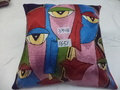 Eco-Friendly Picasso Hand Made Cushion Covers.