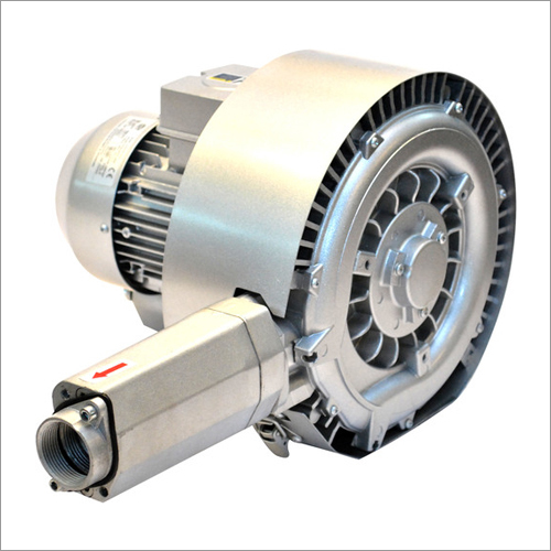Double Stage Ring Blower 1 HP