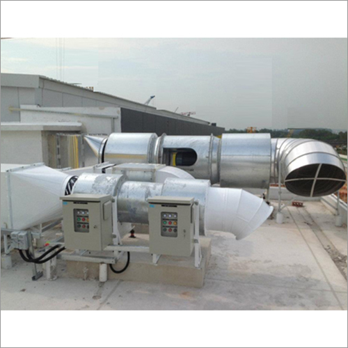 Industrial Exhaust Systems