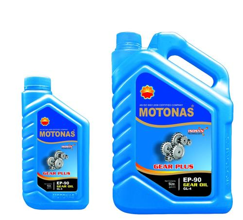 Commercial Gear oil