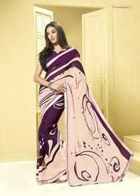 Formal Bordered Saree