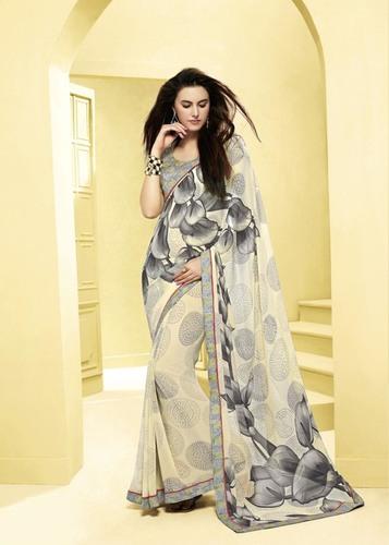 Stylish Daily Wear Saree