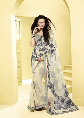 Stylish Daily Wear Saree