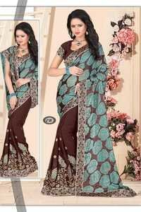 Stylish Wedding Saree