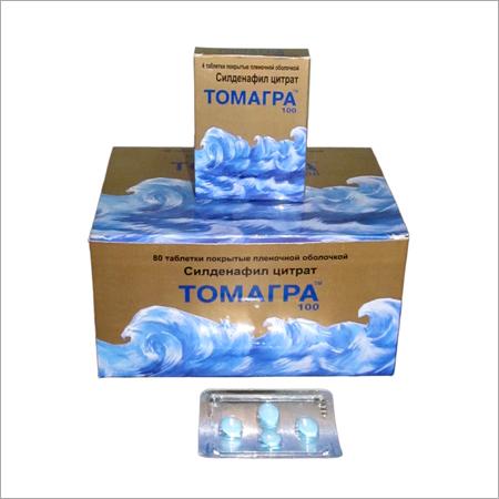 TOMAGRA - 100 TAB