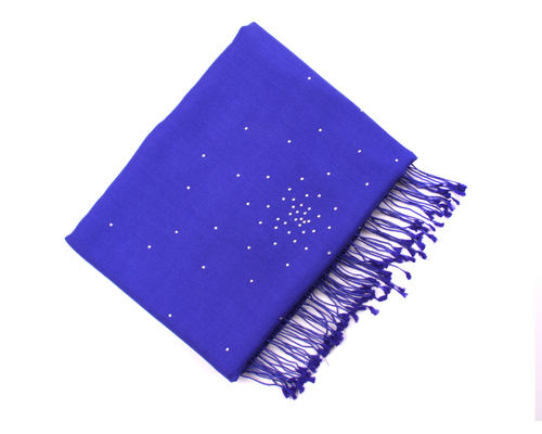 Pashmina Shawls With Crystal