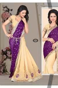 Bollywood Style Saree