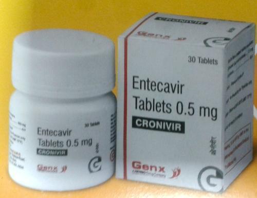 Cronivir Entecavir