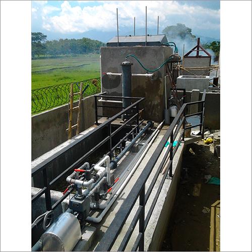 UASB (Up flow Anaerobic Sludge Blanket Reactor)