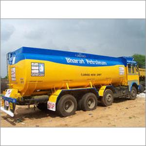 Petroleum Oil Tanker