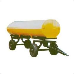 Tractor Trolly  Tanker