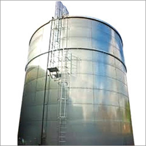 Steel Water Storage Tanker