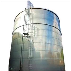 Steel Water Storage Tanker