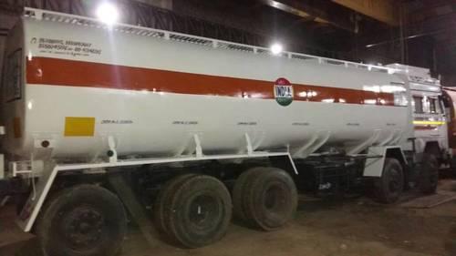 SS Diesel Tanker