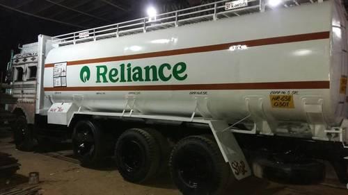 Commercial Diesel Storage Tanker