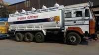 Petrol Storage Tanker