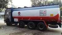 Stainless Steel Petrol Tanker