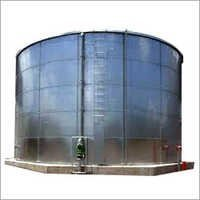Stainless Steel Oil Storage Tanker