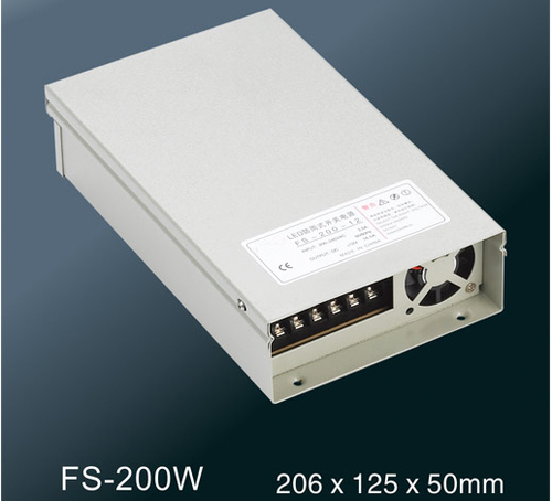 LED Rainproof Power Supply