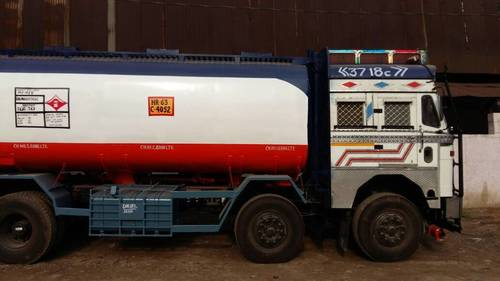Chemical Storage Tanker