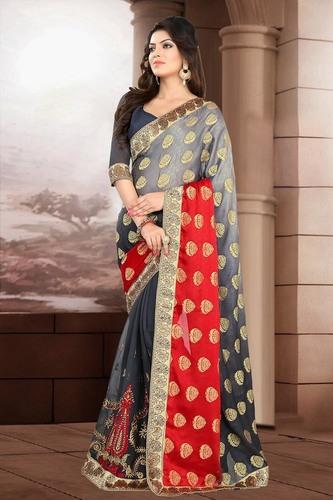 Attractive Classy Saree