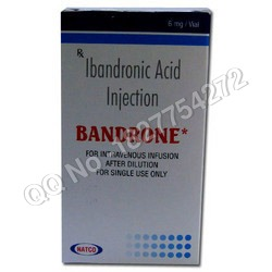 Bandrone Ibandronic Acid Injection