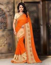 Classy Jacquard Saree