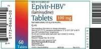 Epivir-HBV Lamivudine