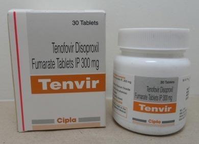 Tenvir Tenofovir