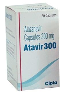 Atavir Atazanavir