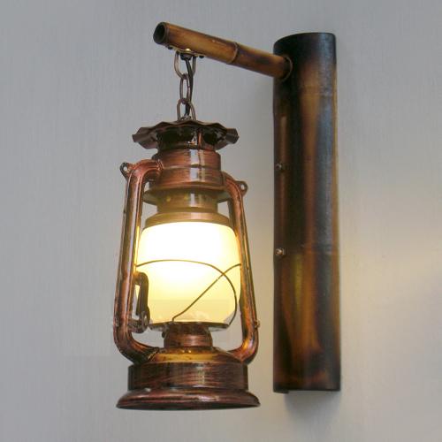 Antique Wall Light Lantern
