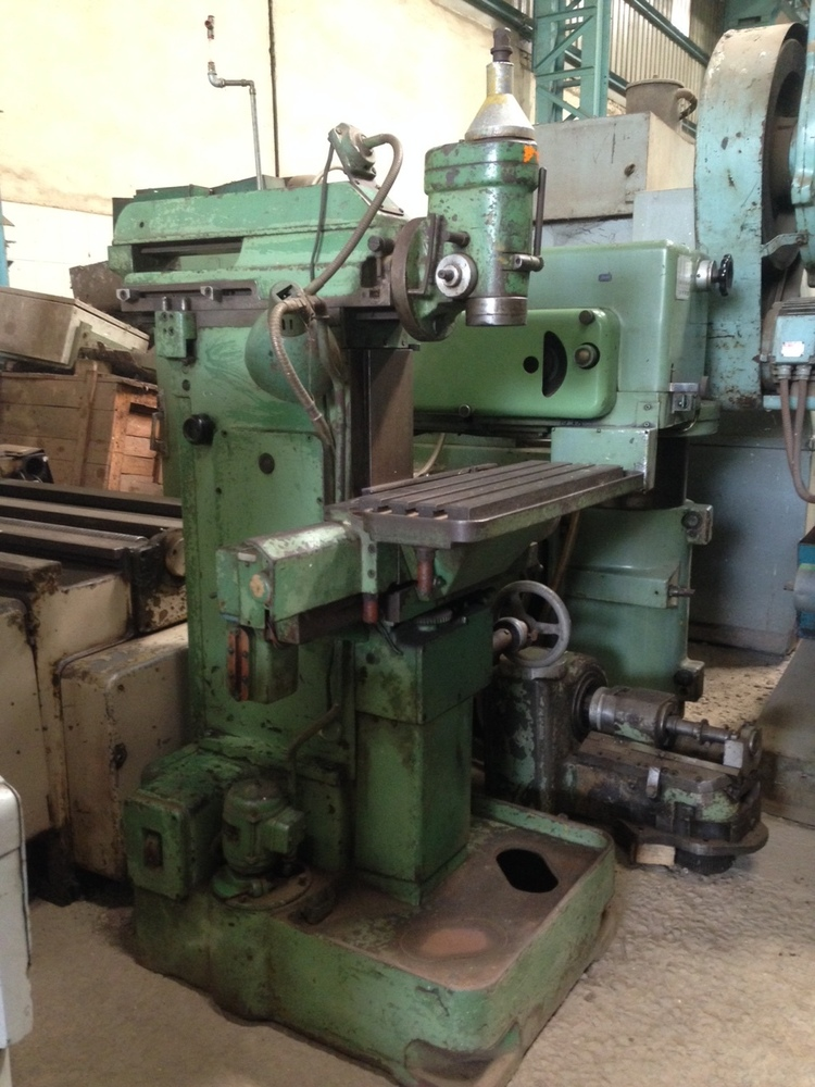 Milling Machine For Sale >> Universal Milling Machine Importer Universal Milling Machine