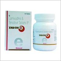 Tavin-L Tenofovir and  Lamivudine