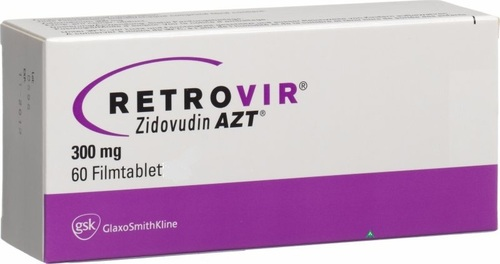 Retrovir Zidovudine