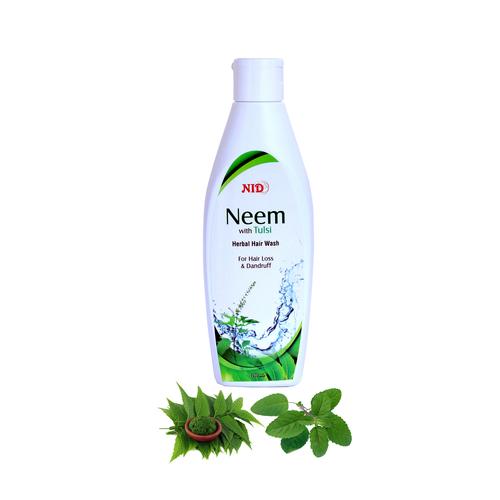 Herbal Neem Tulsi Shampoo