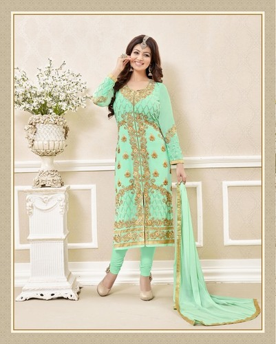 Latest Georgette Dress Material