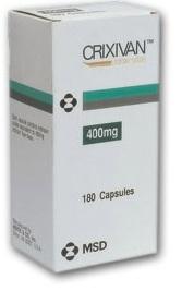 Crixivan Indinavir