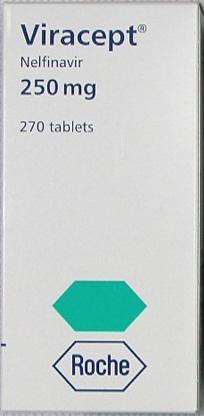 Viracept Nelfinavir