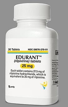 Edurant Rilpivirine
