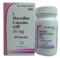 Stavudine Capsules