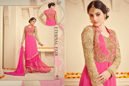 Fancy Heavy Embroidered Salwar Kameez