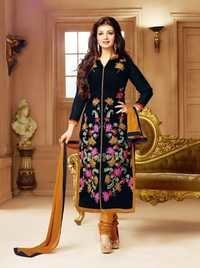 Fancy Embroidered Dress