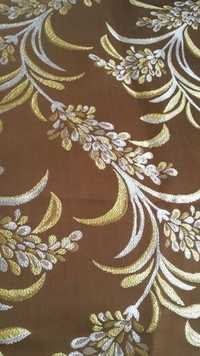 Dark Colored Jacquard Fabric