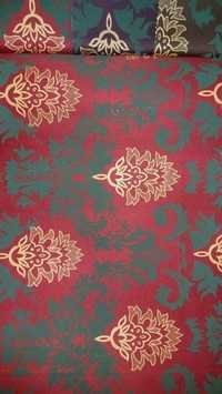 Satin Pearl Print 03 Mattress Fabric